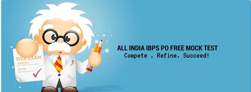 All India Rankers Test for IBPS PO Prelims