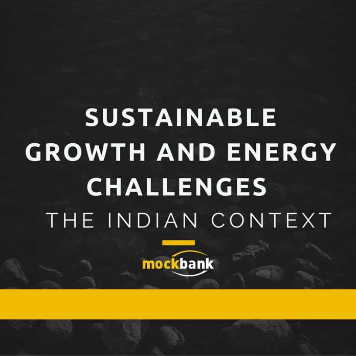 Sustainable Growth and Energy Challenges