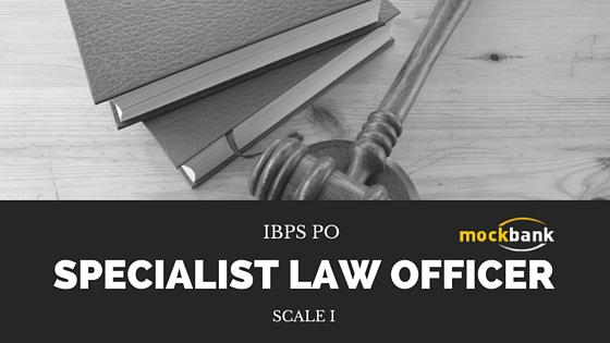 IBPS Specialist Law Officer (Scale -I) Questions and ...