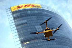 DHL to invest in drones for indian market current affairs