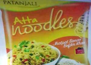 Patanjali Noodles current affairs