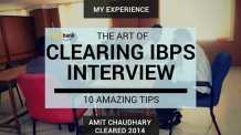 IBPS Interview 10 Preparation Tips for IBPS Interview