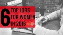 Top Government Jobs for Women in Banking, Railways, LIC, UPSC, TET and SSC for in 2016.