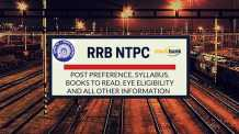 RRB NTPC All Information