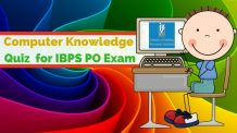 Computer Knowledge Quiz for IBPS PO Exam