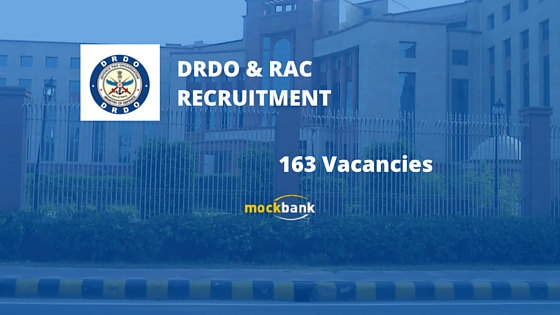 RAC Recruitment 163 Vacancies - Scientist/ Engineer Posts.www.rac.gov.in