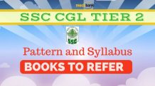 SSC CGL TIER 2 Pattern and Syllabus