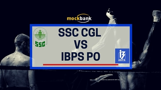 SSC CGL vs IBPS PO| What to choose