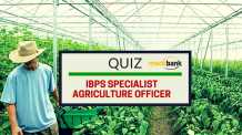 ibps specialist agriculture officer