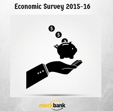Economic Survey of India 2015-16