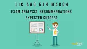LIC AAO Exam Analysis Expected Cutoffs and Recommendations
