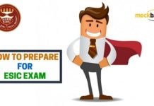How to Prepare for ESIC Exam
