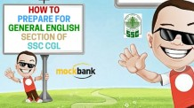 How to prepare for General English Section of SSC CGL