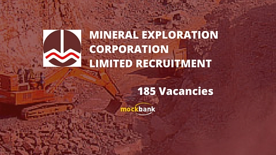 MECL Recruitment 185 Vacancies - Operator, Foreman & Other Posts.mecl.gov.in