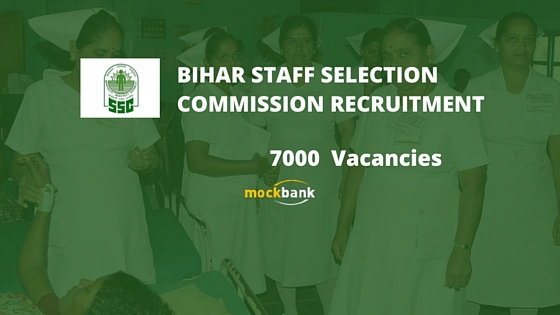 Bihar SSC Recruitment 7000 Vacancies -ANM Staff Nurse Posts.bssc.bih.nic.in