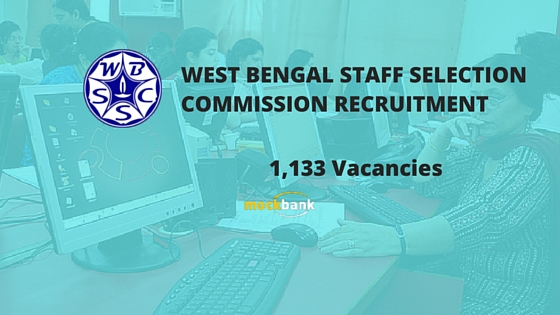 WBSSC Recruitment 1133 Vacancies - LDC and LDA Posts.wbssc.gov.in