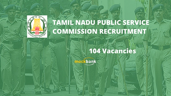 TNPSC Recruitment 104 Vacanice - Assistant Jailor Posts.tnpscexams.net