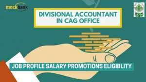 Divisional Accountant in CAG Office
