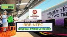 RRB NTPC General Awareness Quiz
