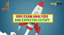 ISRO Exam Analysis and Expected Cutoff