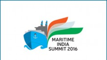 PM Modi Inaugurates Maritime India Summit 2016