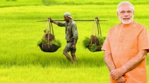 Modi launches National Agriculture market.