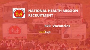 NHM UP Recruitment 620 Vacancies - State, Divisional and District Level Posts.sams.co.in