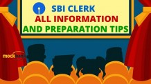 SBI Clerk All information and Preparation Tips