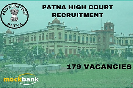 Patna High Court Recruitment 179 Vacancies - Assistant Posts.patnahighcourt.bih.nic.in