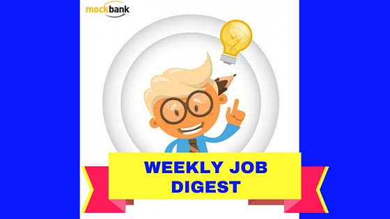 Weekly Job Digest