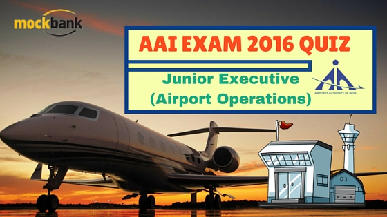AAI Junior Executive Airport Operations