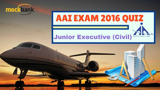 AAI Junior Executive Civil Engineering