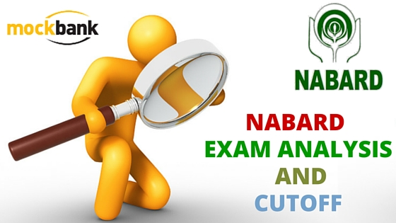 NABARD Exam Analysis and Cutoff