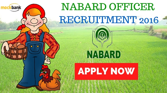 NABARD Assistant Manager Recruitment 2016