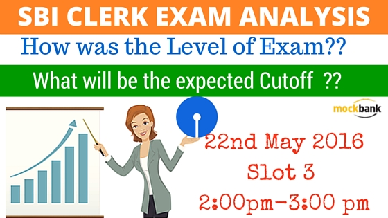 SBI Clerk Exam Analysis 22 May Slot 3 (2)