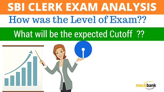 SBI Clerk Exam Analysis