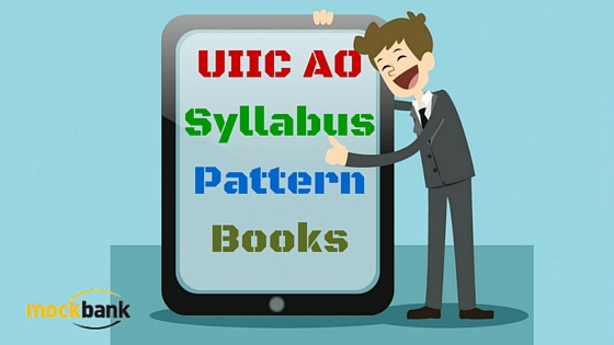 UIIC AO Syllabus Pattern Books to Refer