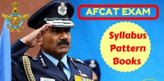 AFCAT Syllabus Pattern Books for cracking the AFCAT recruitment exam.