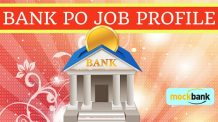 Bank PO Job Profile