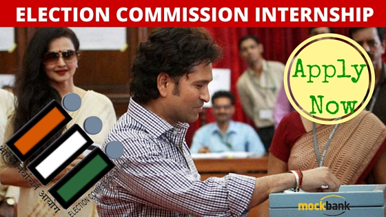 Election Commission Internship 2016
