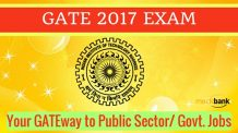 GATE 2017 NOTIFICATION,GATE 2017 Exam