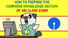How to prepare for Computer Knowledge Section of SBI Clerk Exam