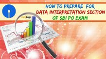 SBI PO Data Interpretation