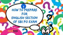 SBI PO English Preparation Tips : Study Plan and Free Quizzes