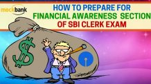 How to prepare for SBI Clerk Financial Awareness