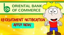 Oriental Bank Recruitment 2016 for the post of Faculty