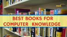 BEST BOOKS FOR COMPUTER KNOWLEDGE PREPARATION