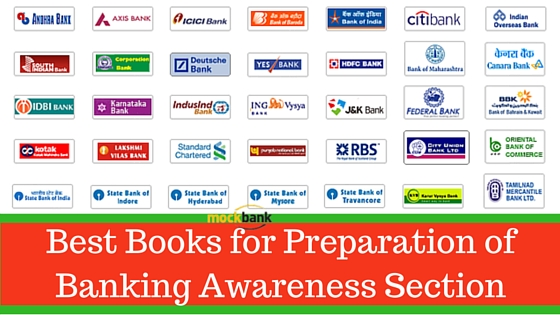 Best Books for Banking Awareness