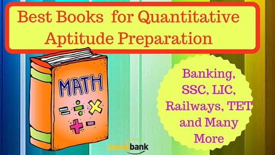 Best Books for Quantitative Aptitude Preparation