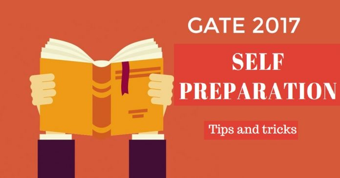 GATE 2017 Self Preparation Tips